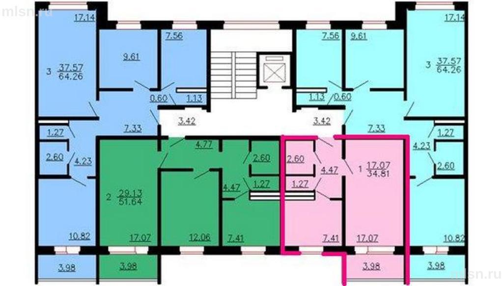 Объявление в тюмени: продам двухкомнатная квартира, район ра.